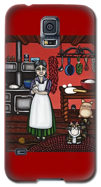 Abuelita Or Grandma Galaxy S5 Case