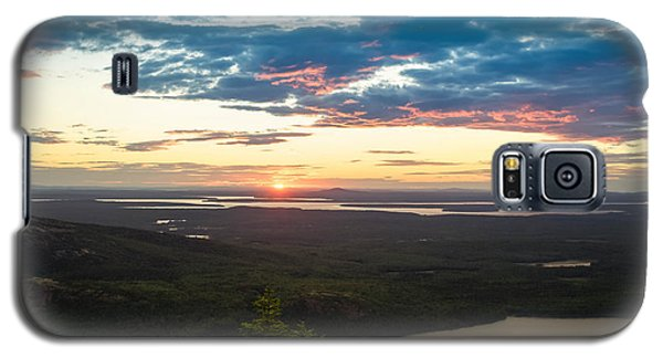 Acadia National Park Sunset  Galaxy S5 Case