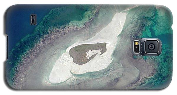 Adele Galaxy S5 Case - Adele Island by Nasa