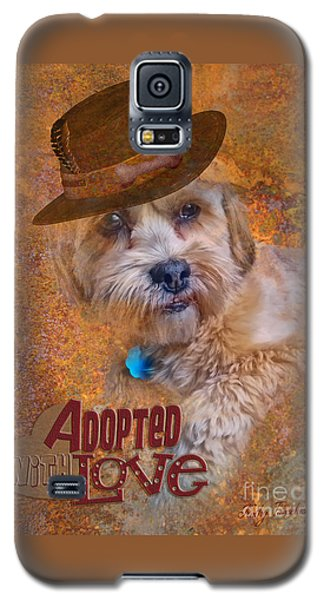 Adopted With Love Galaxy S5 Case