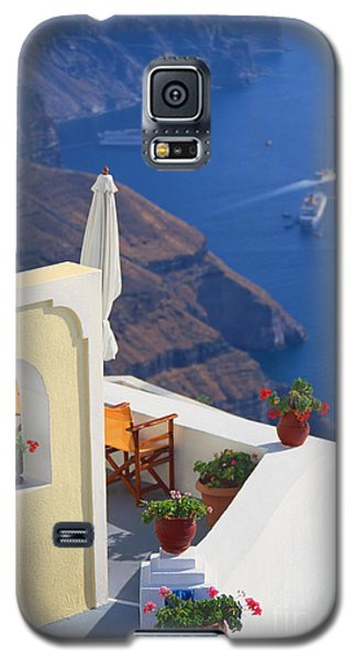 Aegean View Galaxy S5 Case by Aiolos Greek Collections