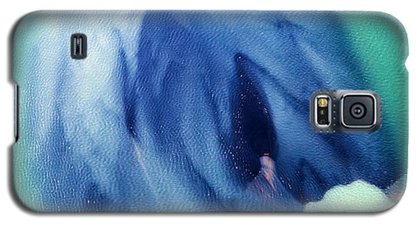 Galaxy S5 Case featuring the photograph Aerial Photography by Gunnar Orn Arnason