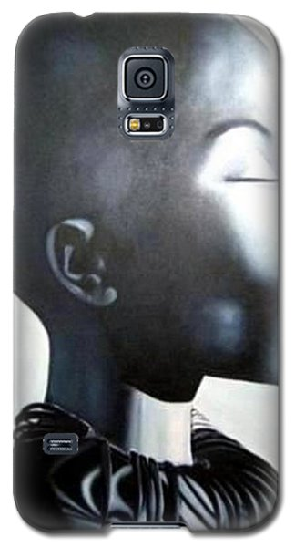 African Elegance - Original Artwork Galaxy S5 Case