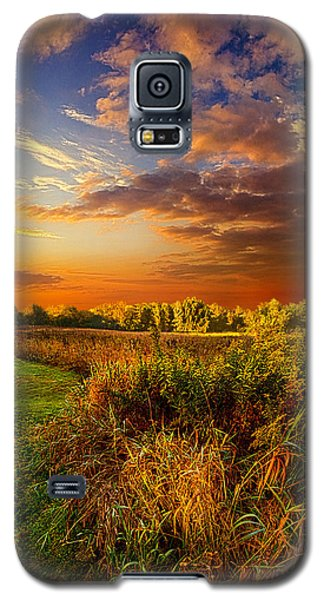 Along The Way Galaxy S5 Case