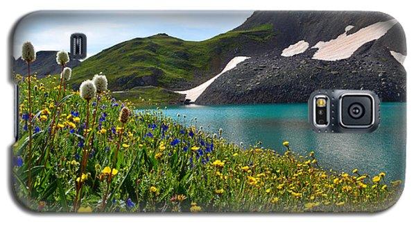 Alpine Flowers Galaxy S5 Case