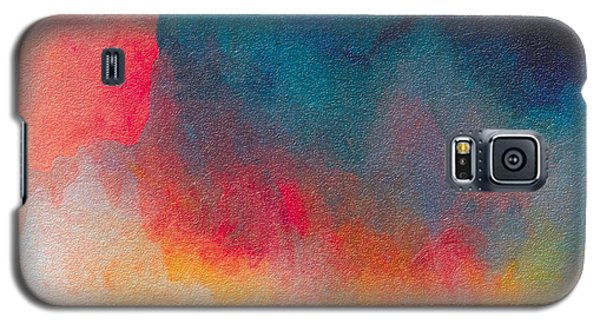 Amorphous 10 Galaxy S5 Case by The Art of Marsha Charlebois