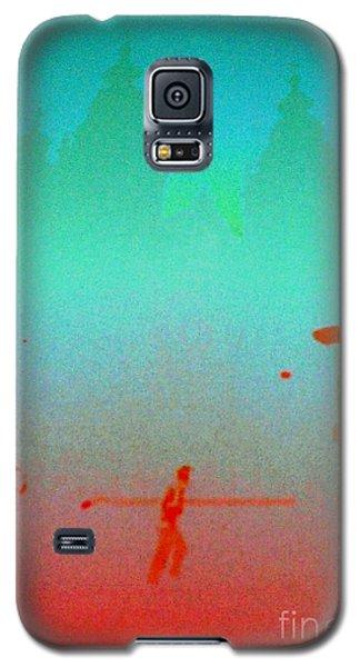 Amsterdam Evening Galaxy S5 Case