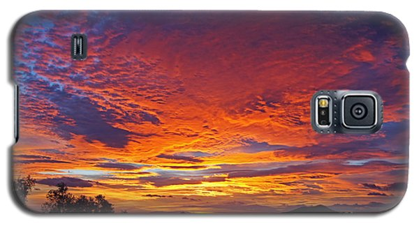 Andalucia Sunset Galaxy S5 Case