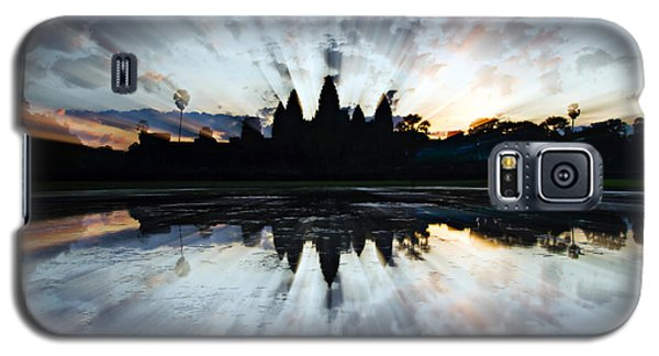 Angkor Wat Galaxy S5 Case