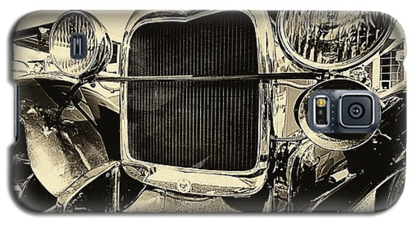Antique Ford Car Galaxy S5 Case