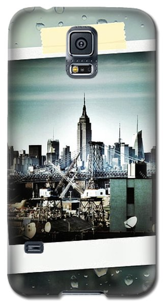 April In Nyc Galaxy S5 Case by Natasha Marco