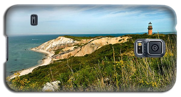 Aquinnah Gay Head Lighthouse Marthas Vineyard Massachusetts Galaxy S5 Case