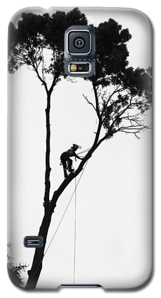 Arborist At Work Galaxy S5 Case