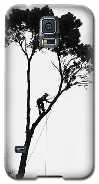 Arborist At Work Galaxy S5 Case