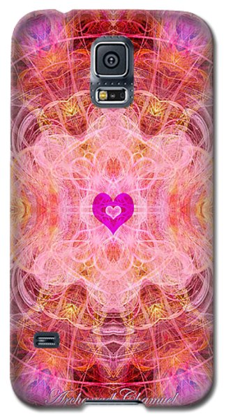 Archangel Chamuel Galaxy S5 Case