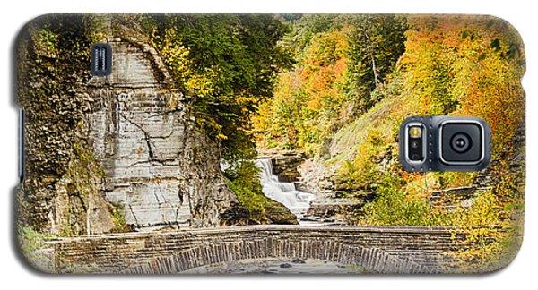 Arched Bridge Galaxy S5 Case by Jim Lepard