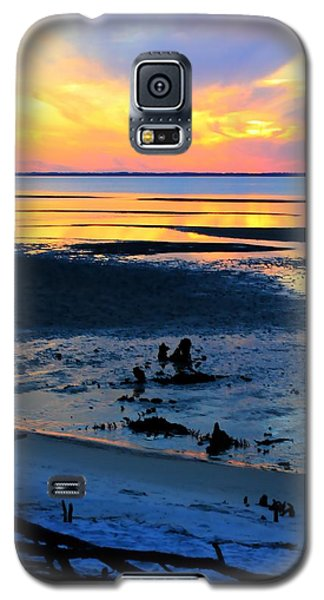 At A Days End Galaxy S5 Case