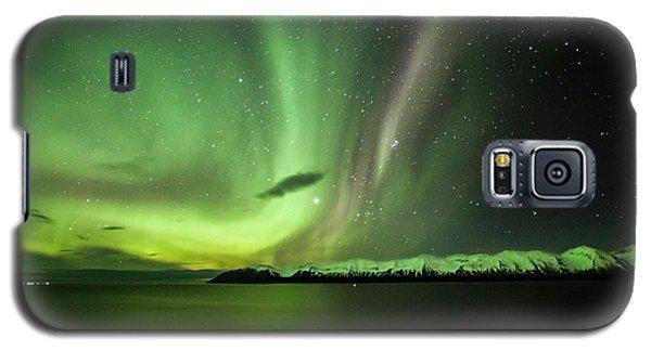 Aurora Borealis Galaxy S5 Case by Frodi Brinks