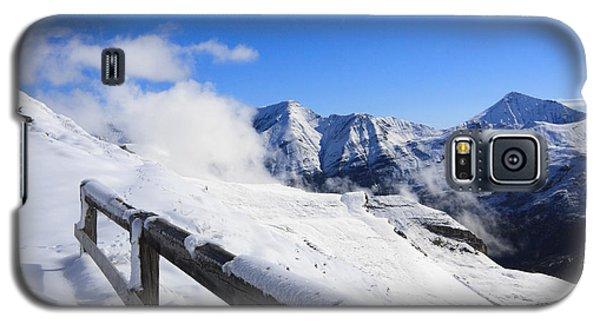 Austrian Mountains Galaxy S5 Case