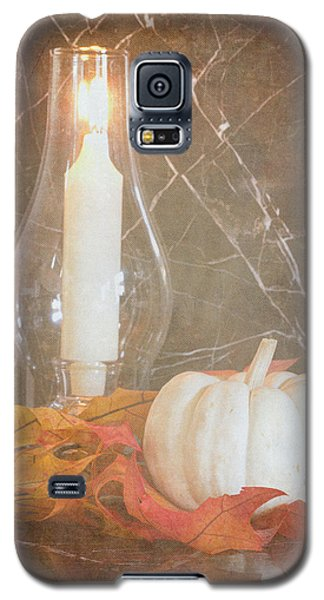Galaxy S5 Case featuring the photograph Autumn Light by Heidi Smith