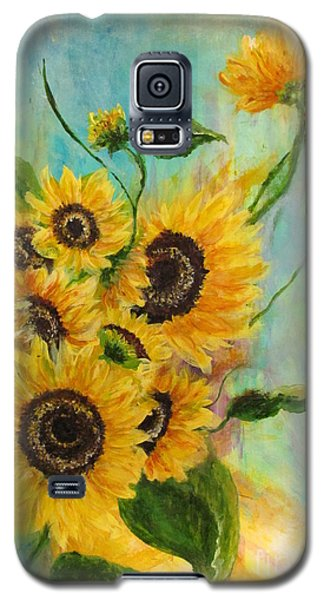 Back To The Cosmos Galaxy S5 Case by France Laliberte