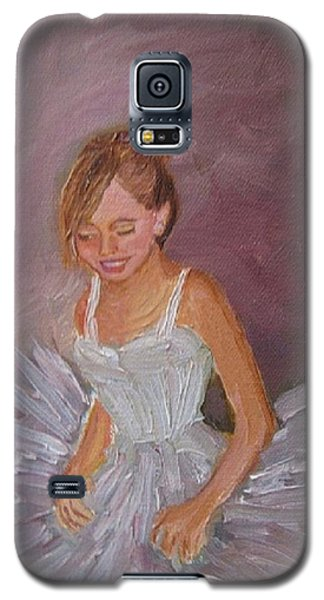 Ballerina 2 Galaxy S5 Case