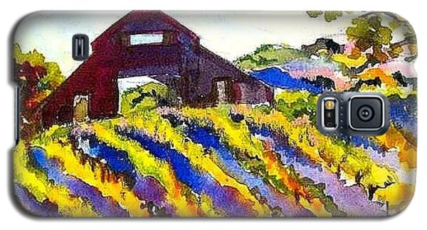 Barn In Sonoma Galaxy S5 Case