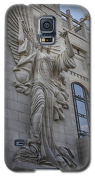 Bass Hall Angel Galaxy S5 Case