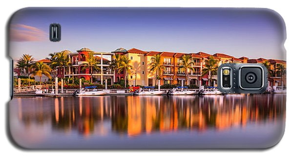 Bay Resort Naples Florida Galaxy S5 Case