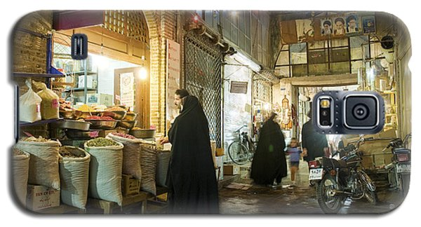 Bazaar Market In Isfahan Iran Galaxy S5 Case