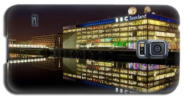 Bbc Studio's - Glasgow Galaxy S5 Case