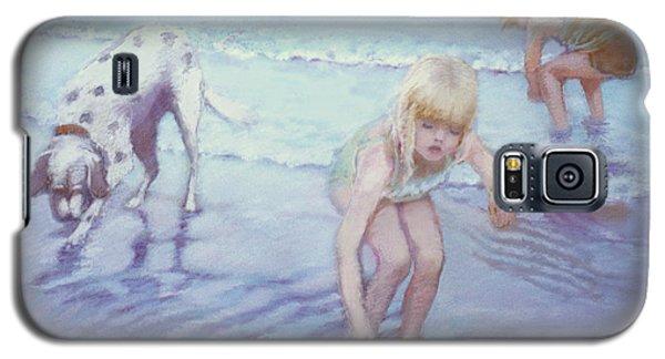 Beach Threesome Galaxy S5 Case
