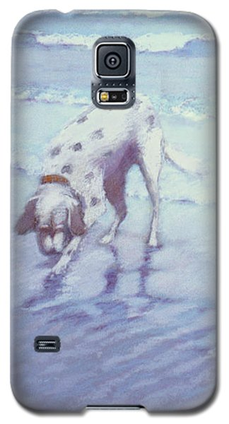 Beach Threesome Galaxy S5 Case