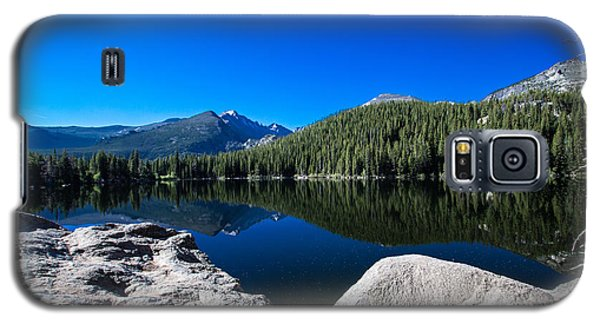 Bear Lake Morning Galaxy S5 Case