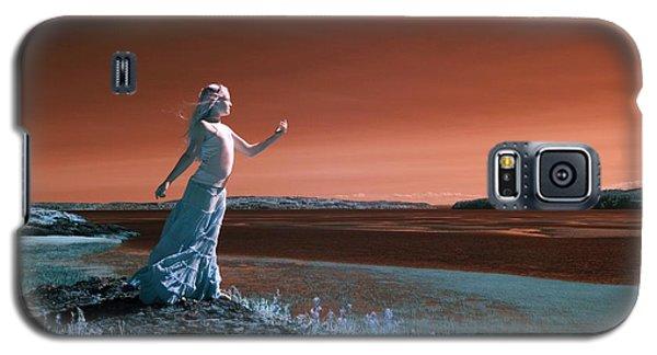 Beautiful Princess Galaxy S5 Case by Rebecca Parker