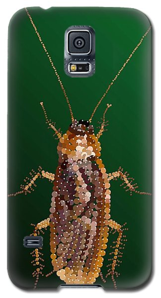 Bedazzled Roach Galaxy S5 Case