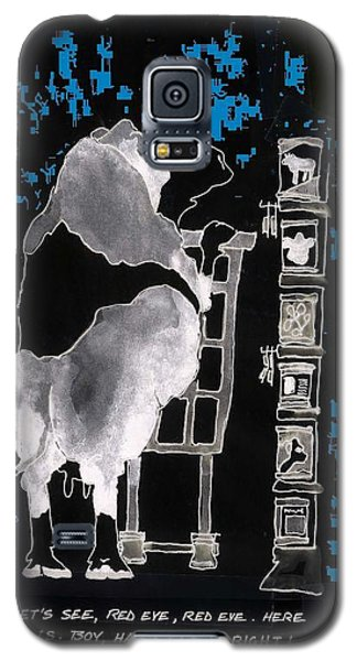 Marketing 2 Galaxy S5 Case by Larry Campbell