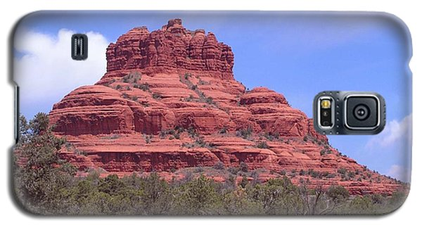 Galaxy S5 Case featuring the photograph Bell Rock by David Rizzo