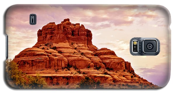 Bell Rock Vortex Painting Galaxy S5 Case