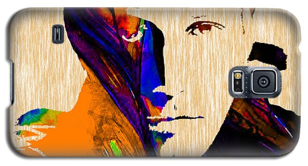 Ben Affleck Collection Galaxy S5 Case by Marvin Blaine