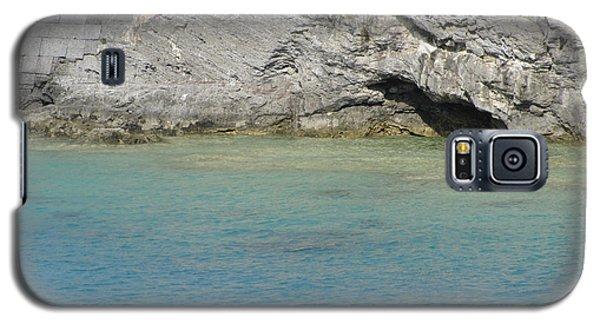 Bermuda Cave Galaxy S5 Case