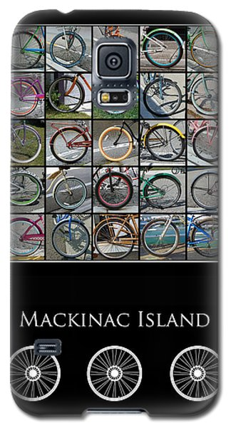 Bicycles Of Mackinac Island Galaxy S5 Case