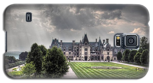 Biltmore Estate Galaxy S5 Case by Savannah Gibbs