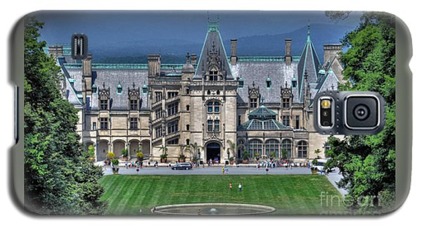 Biltmore House Galaxy S5 Case by Savannah Gibbs