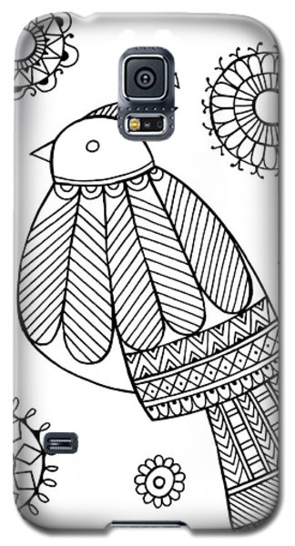 Bird Dove Galaxy S5 Case by Neeti Goswami