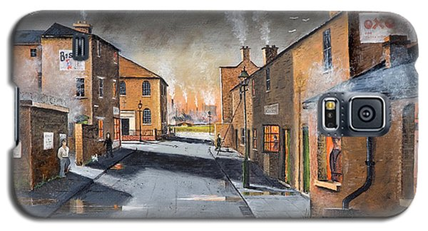 Black Country Village From The Boat Yard Galaxy S5 Case