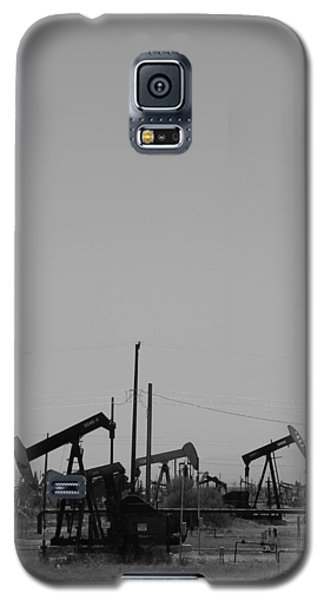 Black Gold Galaxy S5 Case