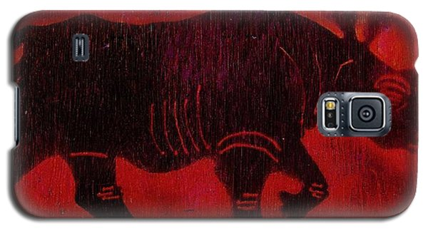 Black Rhino Galaxy S5 Case by Larry Campbell