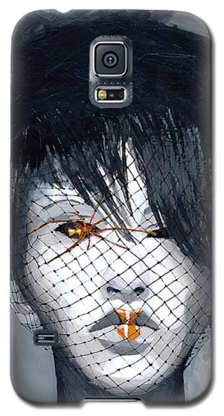 Black Widow Galaxy S5 Case