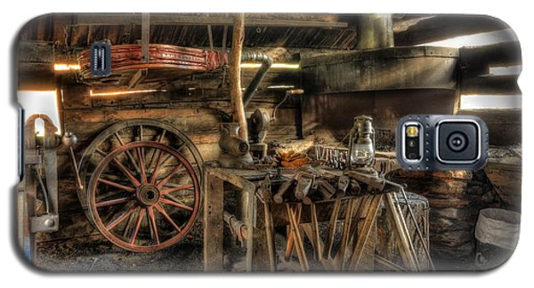 Blacksmith Shop Galaxy S5 Case